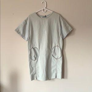 Diesel denim dress | size s